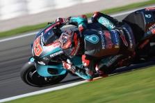 """<span style=""""background:#d5002c; color:white; padding: 0 2px"""">MotoGP</span> Varžovą aplenkęs 0,032 sek., F. Quartararo Valensijoje iškovojo šeštąją """"pole"""""""