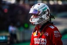 S. Vettelis: padvigubinčiau cilindrų skaičių