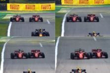 S. Vettelis neigia Brazilijoje prieš incidentą sukęs vairą į kairę