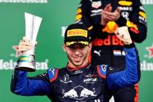 """C. Horneris: mes pasielgėme teisingai, pervesdami P. Gasly į """"Toro Rosso"""""""