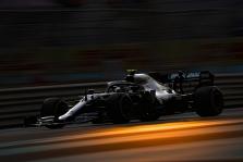 Sveikatos problemų turintis V. Bottas: L. Hamiltonas buvo tiesiog truputi greitesnis