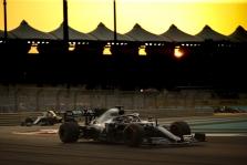 Abu Dabio GP: greičiausi ratai