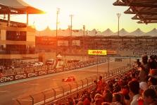 Abu Dabio GP: lenktynės (tiesiogiai)