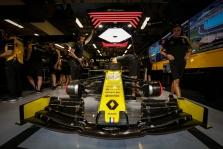 """R. Taffinas: """"Renault"""" variklio galia nusileidžia tik """"Ferrari"""""""
