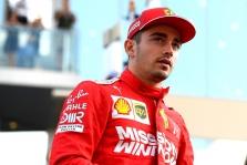 C. Leclercas triumfavo virtualiose F-1 lenktynėse