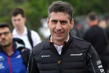 """A. Stella – naujas """"McLaren"""" lenktynių direktorius"""