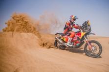 """<span style=""""background:#996633; color:white; padding: 0 2px"""">Dakaras</span> Motociklų įskaitoje – naujas lyderis"""