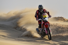 Dakaras. Varžybų dalyviai nepatenkinti taisyklių pokyčiais