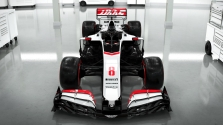 """""""Haas VF-20"""" aerodinamikos ypatumai"""