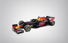 """Pristatytas naujasis """"Red Bull RB16"""" bolidas"""