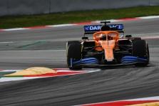 """A. Seidlas liko patenkintas naujojo """"McLaren"""" bolido patikimumu"""
