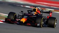 M. Verstappenas: bolidas buvo greitas visuose trasos sektoriuose