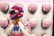 S. Perezas dėl koronaviruso praleis Didžiosios Britanijos GP
