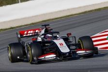"""R. Grosjeanas: """"Haas"""" gali pasitraukti iš """"Formulės-1"""""""