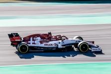 Trečiadienį Barselonoje geriausią rezultatą užfiksavo R. Kubica