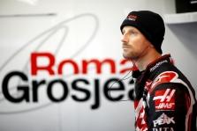 R. Grosjeanas: aš daug ko išmokau iš Fernando ir Kimio