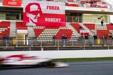R. Kubica dalyvaus Štirijos GP treniruotėse