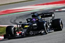 Paskutinę bandymų dieną geriausiai pradėjo D. Ricciardo