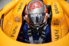 "C. Sainzas: aš nekomentuoju gandų apie ""Ferrari"""