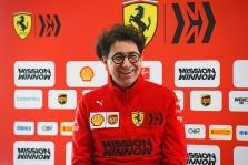 M. Binotto: Sainzas ateityje gali tapti F-1 čempionu