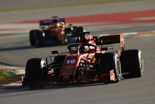 """M. Sureris: """"Ferrari"""" turi problemų, kurioms išspręsti prireiks daug laiko"""