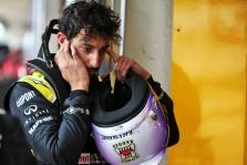 R. Doornbosas: D. Ricciardo dabar yra nepatogioje padėtyje
