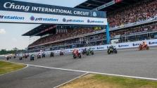 """<span style=""""background:#d5002c; color:white; padding: 0 2px"""">MotoGP</span> Tailandas nusprendė atidėti """"MotoGP"""" lenktynes"""