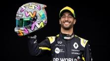 D. Ricciardo: svarbiausia, kad visi kovojame kartu