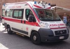 """""""Ferrari"""" medikams padovanojo greitosios pagalbos automobilį"""