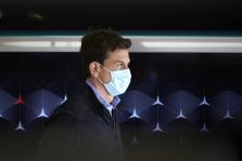 """T. Wolffas neapsisprendžia dėl ateities """"Mercedes"""" komandoje"""
