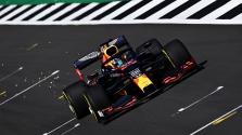 """M. Verstappenas dėl D. Britanijos taisyklių negalėjo dalyvauti """"Red Bull"""" bandymuose"""