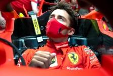 C. Leclercas: rezultatai atspindi dabartinę mūsų situaciją