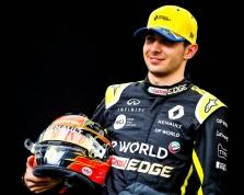 """E. Oconas neprieštarautų atstovauti """"Renault"""" komandai kartu su F. Alonso"""
