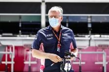 """O. Szafnaueris: Zakas Brownas nežino """"Formulės-1"""" taisyklių"""