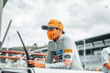 C. Sainzas: būti antroje starto eilėje yra nuostabu