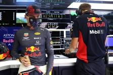 M. Verstappenas: manau, kad be problemų būčiau užlipęs ant podiumo