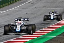"""""""Williams"""" paskelbė savo lenktynininkų duetą 2021-ųjų metų sezonui"""