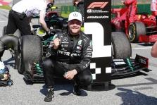 V. Bottas apie tuščias tribūnas:  lenktynių metu iš esmės nebuvo jokio skirtumo