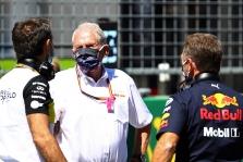 "Helmutas Marko: pavyti ""Mercedes"" bus labai sunku"