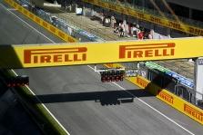 """Jei Budapešte nelis, """"Pirelli"""" tikisi vieno sustojimo lenktynėse"""
