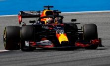 """M. Verstappenas: esame """"truputi per lėti"""", kad kovotume su """"Mercedes"""""""