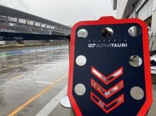 Paskutinės treniruotės Austrijoje neįvyko dėl prasto oro