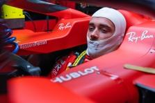 C. Leclercas prisiėmė atsakomybę dėl susidūrimo su S. Vetteliu