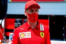 S. Vettelis neplanuoja trauktis anksčiau laiko