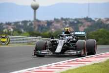Vengrijos GP: šeštadienio treniruotė