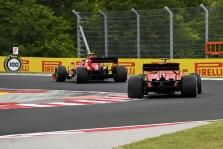 """""""Ferrari"""" siūlė idėją komandoms įsigyti bolidus"""