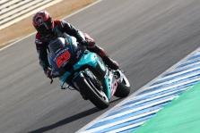 """<span style=""""background:#d5002c; color:white; padding: 0 2px"""">MotoGP</span>  Sezoną iš """"pole"""" pozicijos pradės F. Quartararo"""