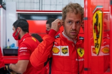 L. di Montezemolo: nebūčiau taip pasielgęs su S. Vetteliu