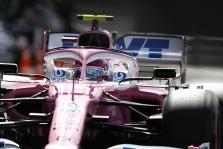 """""""Renault"""" pateikė trečią protestą prieš """"Racing Point"""""""