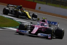 """""""Renault"""" nutarė atsiimti apeliaciją dėl """"Racing Point"""""""
